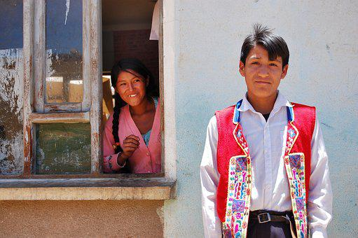 Bolivia, Education, Gender, Indigenous, Students