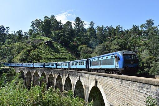 Ella, Kandy, Sri Lanka, Asia, Travel, Train, Railway