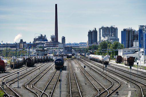 Marshalling Yard, Gleise, Seemed, Transport, Train