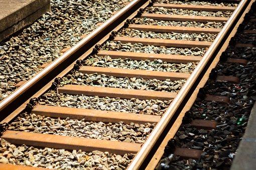 Rails, Train, Railway, Gleise, Travel, Railroad Tracks