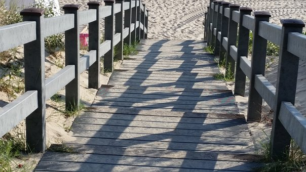 Away, Sea, Web, Rest, North Sea, Mood, Beach, Summer