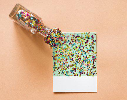 Abstract, Background, Bottle, Celebration, Colorful
