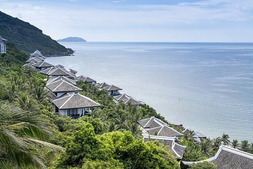 Great, Architecture, Asia, Bay, The Beach, Nice, Build