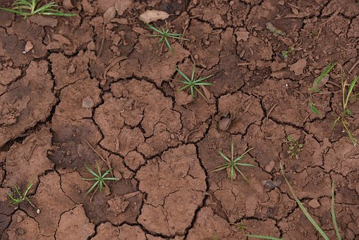 Clay, Ground, Dry, Texture, Drought, Cracks, Earth