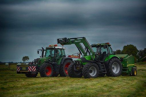 Deutz, Fendt, Fendt 820, Tractors, Wage Operating