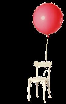 Birthday, Chair, Balloon, Celebration, Festival