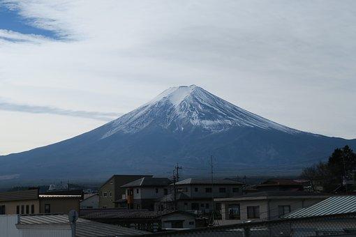 Fuji, Japan, Tokyo, Japanese, Asia, Culture