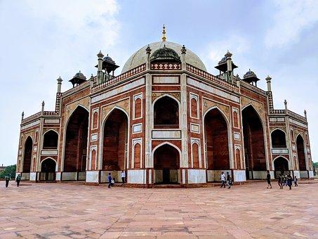 Humayun's Tomb, Humayun Tomb, Indian Heritage