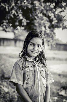 Baby, Indian Girl, Mo, Female, Indian, Happiness, Child