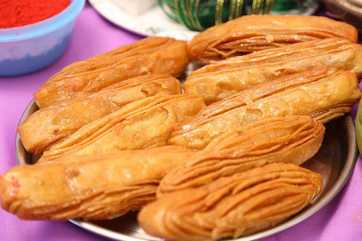 Kaaja, Madata Kaaja, Madatha Kaaja, Indian Sweets