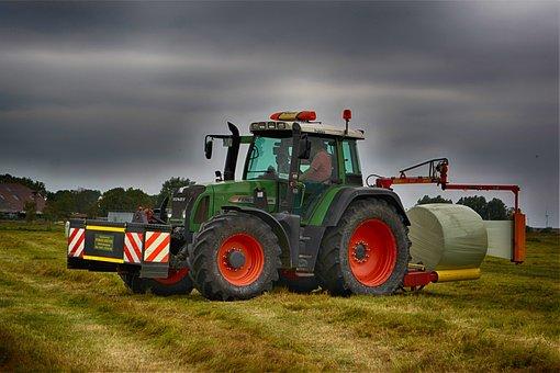 Fendt, Fendt 820, Tractors, Tractor, Tug, Landtechnik
