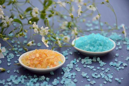 Aromatherapy, Spa, Sea Salt, Wellness, Natural Product