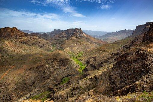 Landscape, Canyon, Gorge, Sand Stone, Scenic, Nature