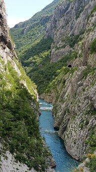 Montenegro, Rock, Nature, Mountains, Summer, Travel