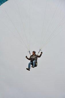 Paragliding, Landing, Built Its Approach, Landings