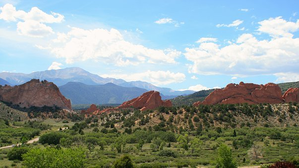 Colorado Springs, Colorado, Pikes Peak