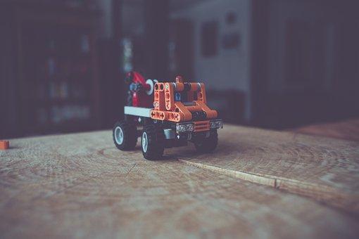 Lego, Building Blocks, Children, Toys, Play