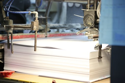 Offset Printing Macine, Printing Services