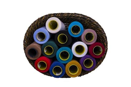 Yarn, Product Shot, Shooting, Open, Basket
