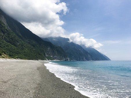 Reputex, Sand Beach, Beach, Sea, Blue Sky, Marine, Sky