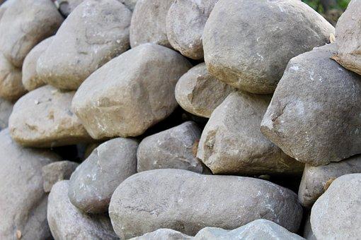 Rocks, Boulders, Snakes, Stone