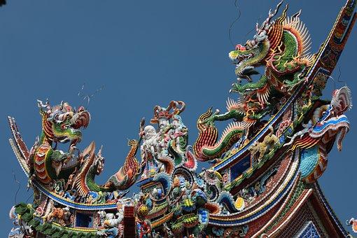 Guandu Temple, Cut Sticky, Temple