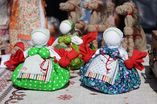 Fair, Toys, Colorful, Baby Doll, Soft