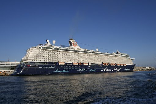 Shipping, Ship, Cruise, Vacations, Seafaring, Travel
