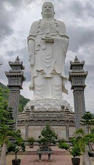 Temple, Viet Nam, Asia, Statue, Buddha, Religion