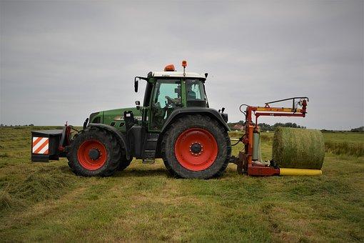 Fendt, Fendt 820, Tractors, Wage Operating, Nature