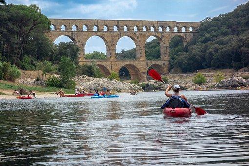 Canoe, Kayak, Boat, Water, Paddle, Nature, Adventure