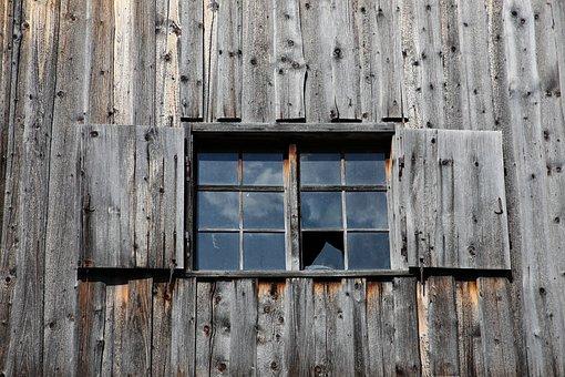 Shutters, Panel Shops, Window, Wooden Shutters