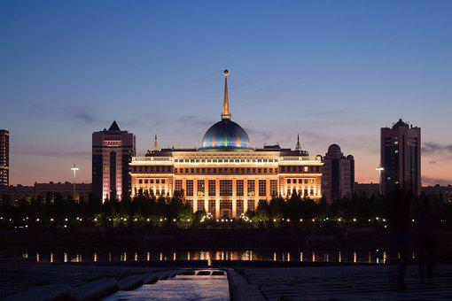 Architecture, Building, Capital, Central Asia, City