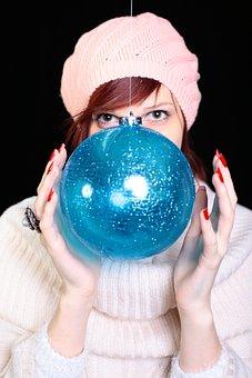 Bowls, Girls, Woman, Christmas