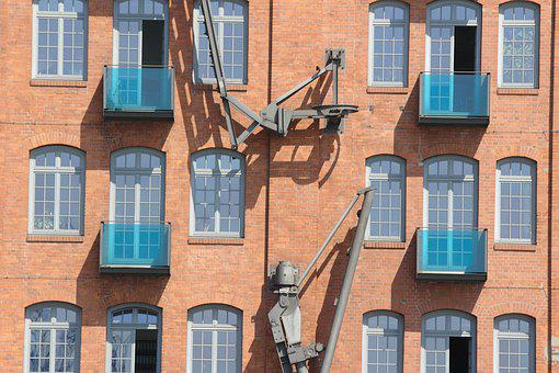 Hamburg, Building, City, Architecture, Hanseatic City