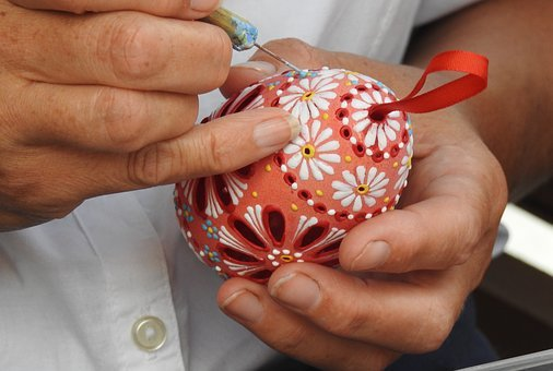 Easter Egg, Easter, Eggs, Decoration, Ornaments