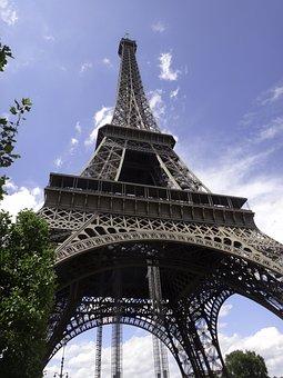 France, Paris, Eiffeltower