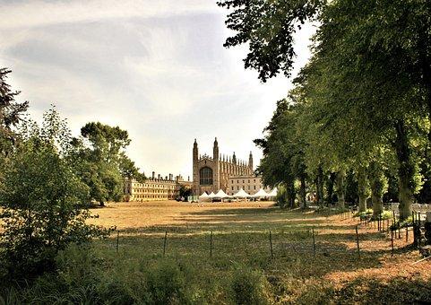 Cambridge, Kings College Chapel, Kings College