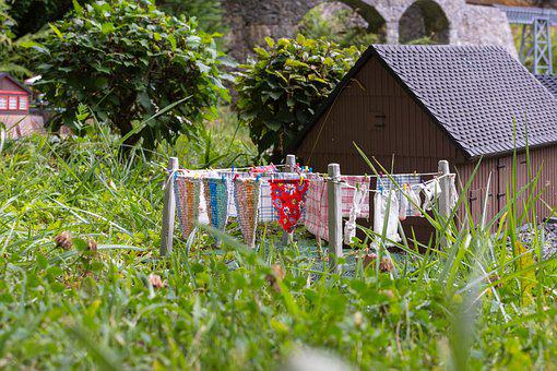 Laundry, Dry, Clothing, Clothes Line, Hang, Clothes Peg