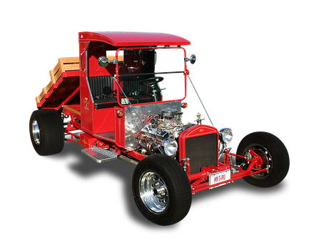T-bucket, Truck, Hot Rod, Model-t, Custom, Retro, Car