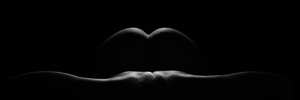 Abstract, Dark, Desktop, Moon, Nature, Nude, Sexy