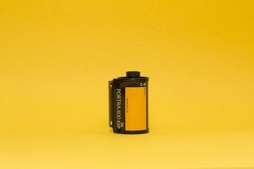 Film Roll, Photography, 35mm, Film, Retro, Filmstrip