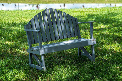 Chair, Relax, Shade, Warm, Summer, Outdoors, Wood
