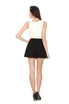 Mannequin, Model, Skirt, Dress, Leg, Beautiful, Sexy