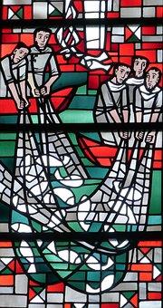 Window, Church Window, Stained Glass Window, Church