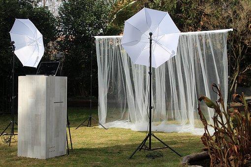 Photo Booth, Studio, Photograph Studio