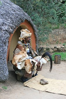 Traditional Healer, Healer, Traditional, Sangoma, Dress
