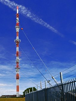 Transmission Tower, Radio Mast, Transmitter, Watch Tv
