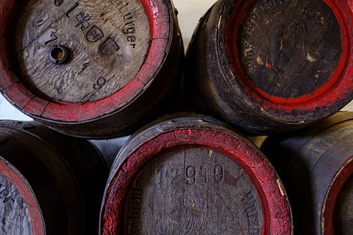 Barrel, Wooden Barrels, Beer Keg, Beer, Drink, Alcohol