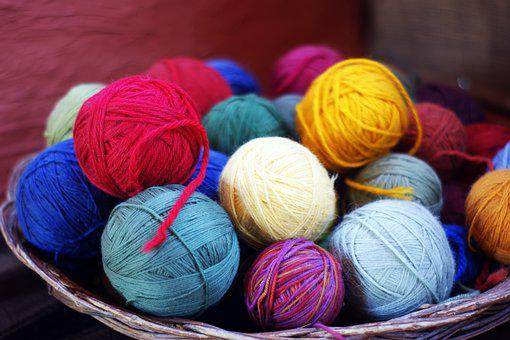 Wool, Tissue, Colore, Colorful, Weaving, Thread, Color